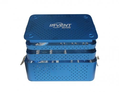 渭南灭菌消毒盒,手术器械消毒盒